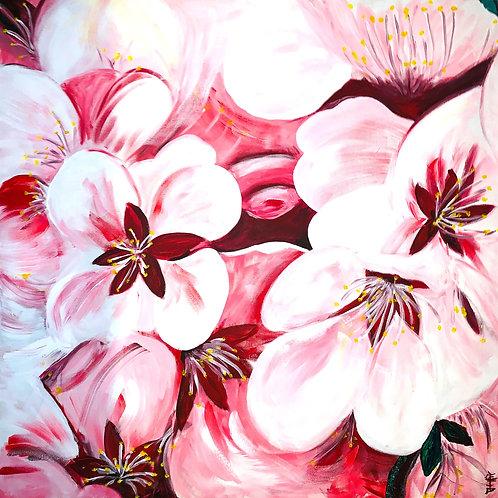 Cherry Blossoms B