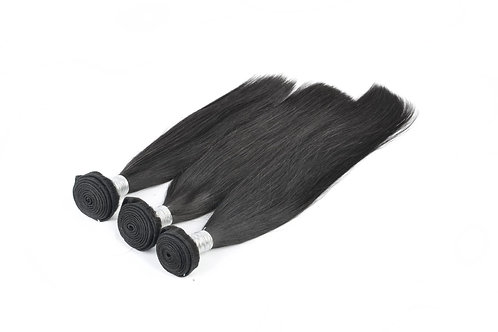 3 Pack - Natural Straight