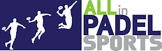 Logo ALL IN PADEL SPORTS