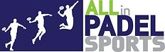 Logo ALL IN PADEL SPORTS