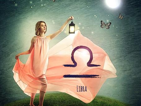 Full Worm Moon in Libra
