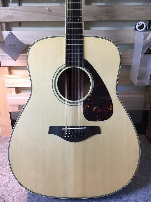 FG-720-12  12弦ギター(サドル牛骨仕様)
