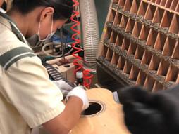 中国「杭州ヤマハ」工場見学