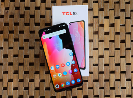 TCL 10L Review: It's All About the Display