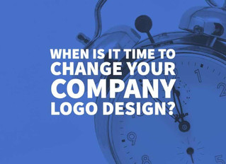 When is it Time to Change your Company Logo Design?