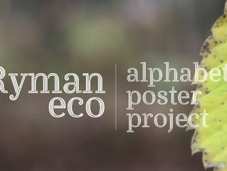 Free Font of the Month - Ryman Eco