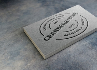 Business Cards Aren't Dead, They're Just Getting Weirder