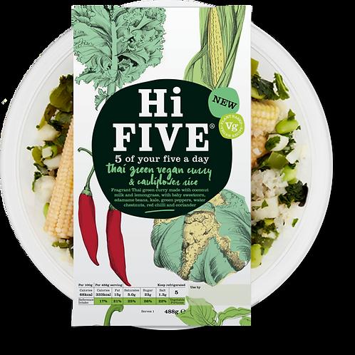 Thai Green Curry | Hi Five Range