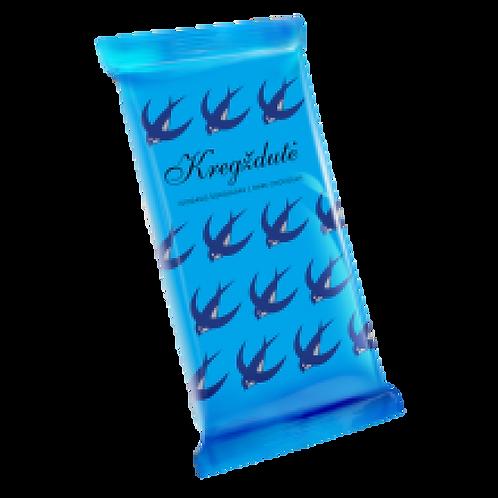 Pergale - Dark Chocolate Kregzdute 80g