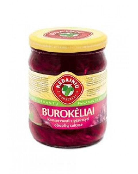 Pickled Beets / Маринованная Свекла 480г