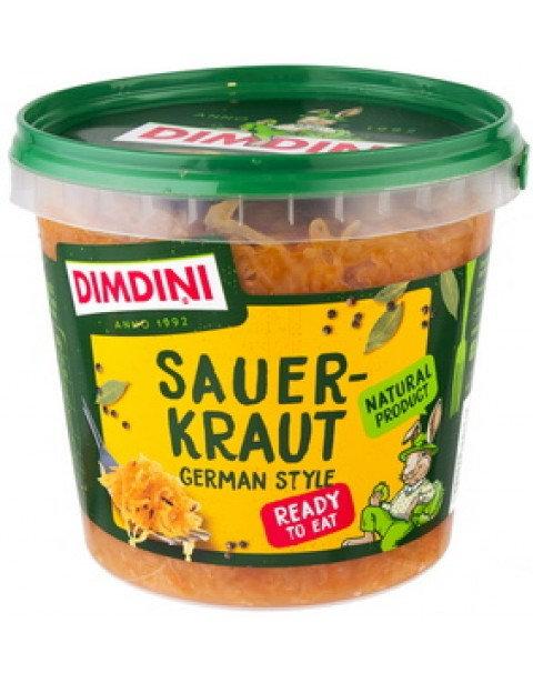 Stewed Sauerkraut, Dimdini - 1kg / Капуста Тушеная 1kg