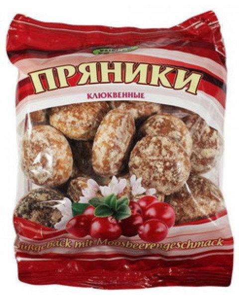 "Gingerbread ""Klukvenniye"" With Cranberry Flavour/Пряники ""Клюквенные"" 400g"