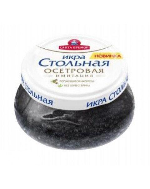 """Caviar / Икра Осетровая Имитация - """"Стольная"""" Пастеризованная-230g"""