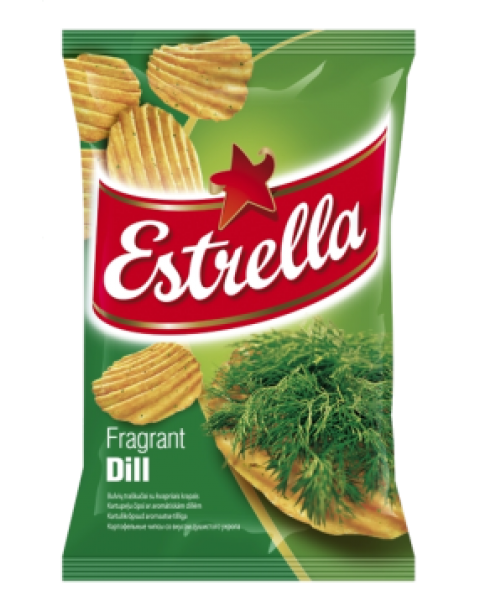 Potato Crisps With Fragrant Dill 0.75 G.
