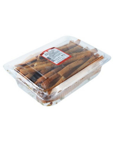"Fried Bread With Garlic ""Kepta Duona""400g / Жареный Хлеб С Чесноком 400g"
