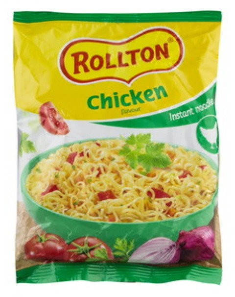 "Pasta, Noodle With Chicken Flavour ""Rollton"" - 60g"