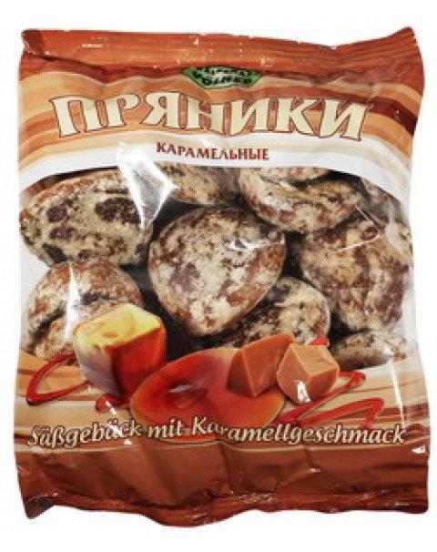 "Gingerbread ""Karamelniye"" With Caramel Flavour/Пряники ""Карамельные"" 400g"