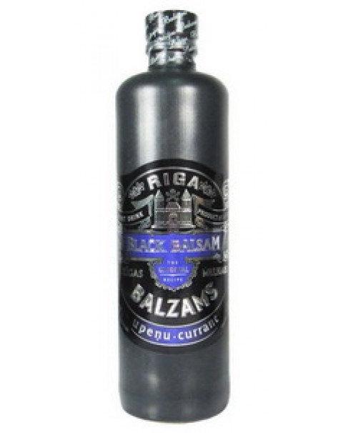 "Balsam With Blackcurrant Flavour ""Riga Balzams"" 30% Alc. 0.5L / Бальзам ""Рига Че"