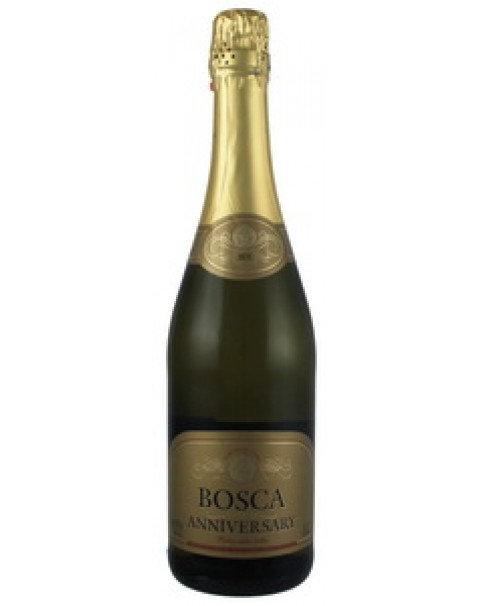 "Sparkling Wine White Sweet ""Bosca Anniversary Gold"" - 7.5% Alc. 0.75L"
