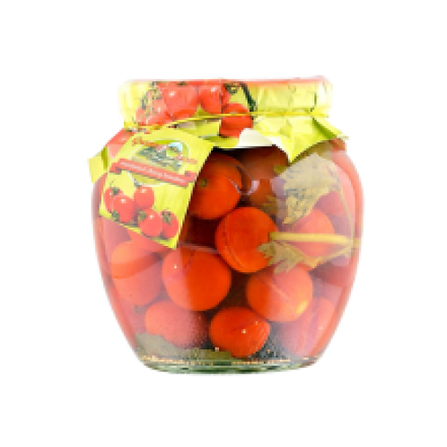 Bulvita - Red Cherry Tomatoes Marinated 580ml