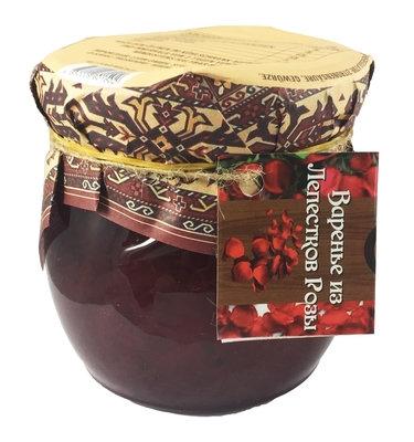 Варенье из лепестков роз -  440г. (Армения)