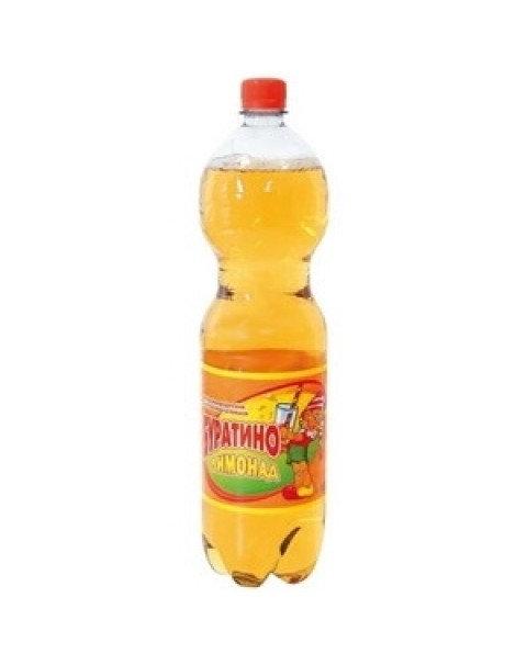 "Lemonade ""Pinocchio"" / Лимонад ""Буратино"" 1.5L"