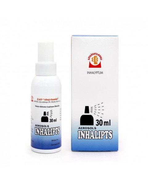 Ингалипт Спрей/Inhalipt Spray 30г