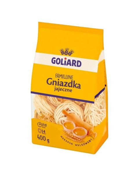 Pasta/Goliard - Макаронные Изделия Гнезда Тонкие/Thin Nest Pasta - 400g
