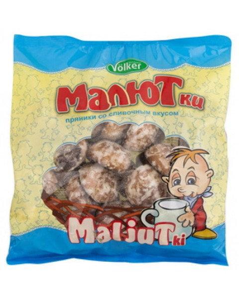 "Gingerbread ""Malyutki"" With Cream Flavour / Пряники ""Малютки"" Сливочные 400g"
