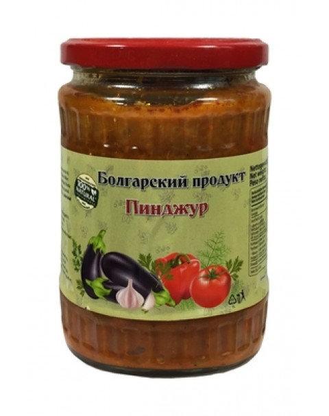 Пинджур - Болгарский Продукт - 580мл