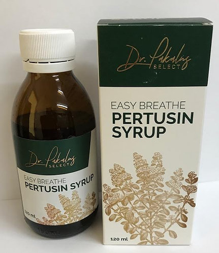 DR.PAKALNS EASY BREATHE PERTUSIN SYRUP 120 ml