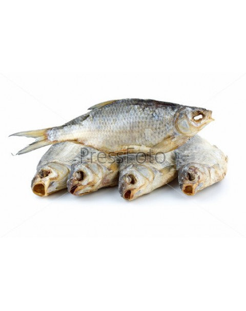 Fish, Dried Roach 300g (Плотва Вяленая)