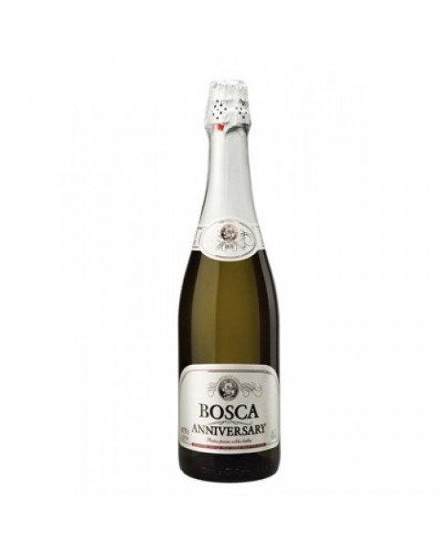 Bosca Anniversry Шампанское Полусладкое 0,75l Alc.7,5%
