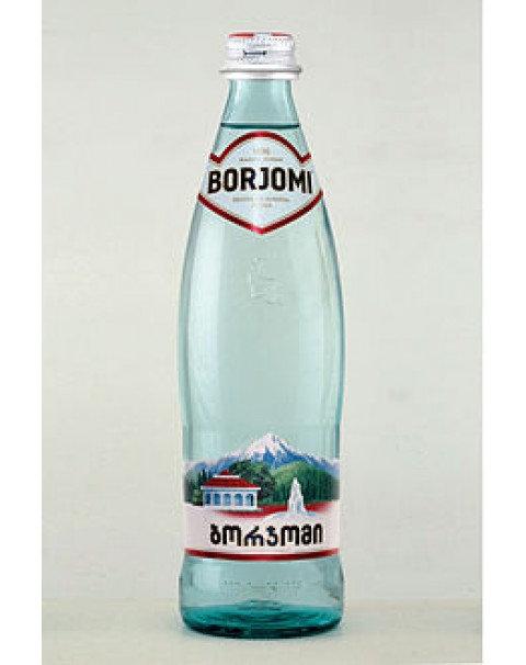 Borjomi - Carbonated mineral water 500ml