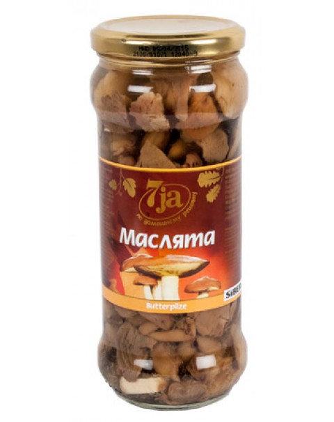 7ja - Butter Mushrooms / Грибы Маслята 530g.