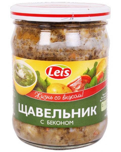 """Суп """"Щавельник"""" С Беконом (0,480"""