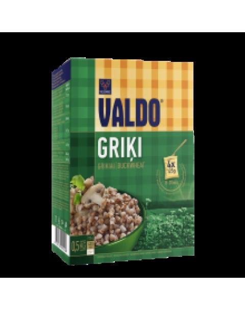 Гречка 4х125 Г Valdo / Buckwheat 4x125g.