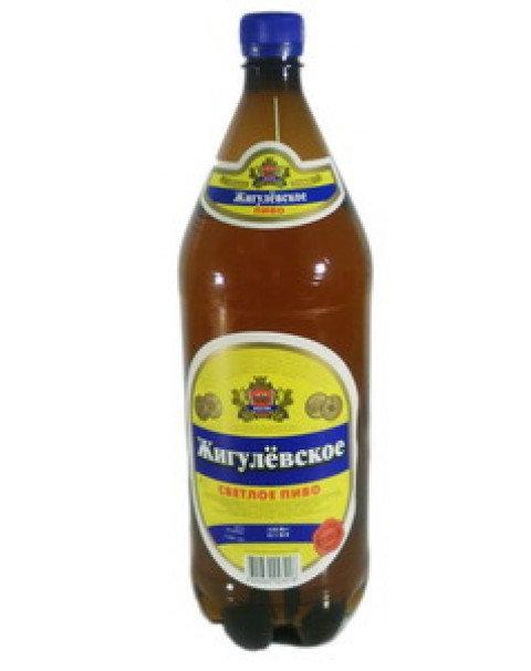 "Beer ""Zhigulevskoe"" 4.0% Alc 1.5L/Пиво ""Жигулевское"" 4.0% Alc 1.5L"