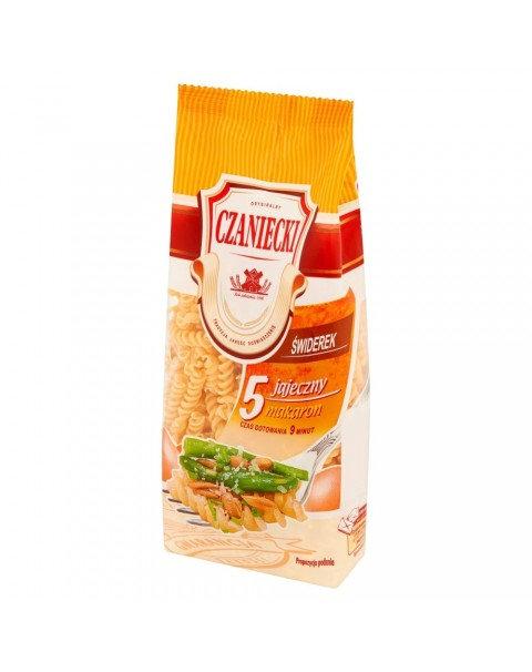 Pasta - Czaniecki  5 Egg Drill  -250 G