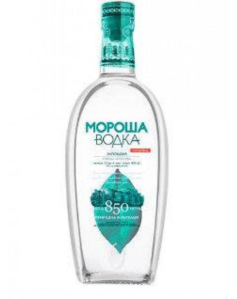 Водка Мороша Заповидна 0,5L 40% Vodka Morosha Reserve 0,5L 40%