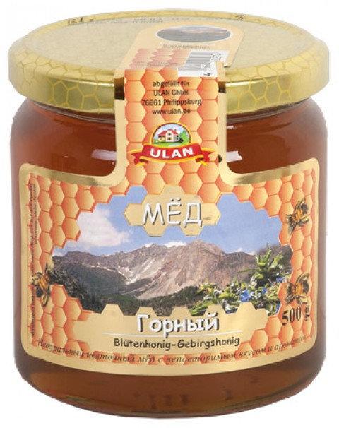 Мёд Горных Цветов 500ml