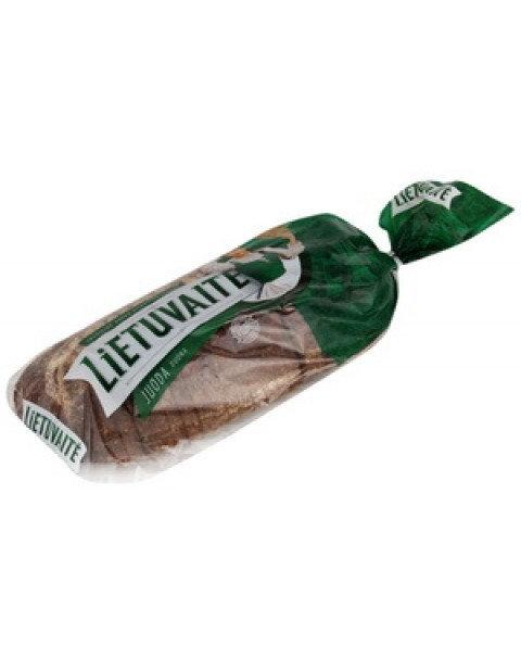 """Dark Rye Bread """"Lietuvaite"""", Vilniaus Duona 800g /Черный Ржаной Хлеб """"Lietuvaite"""