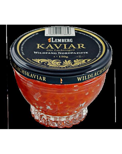 Chum Salmon Caviar / Красная Икра Кеты 150g