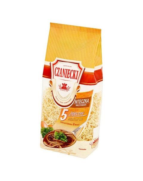 Pasta/ Вермишель 5ти Яичная- Ниточка.500г
