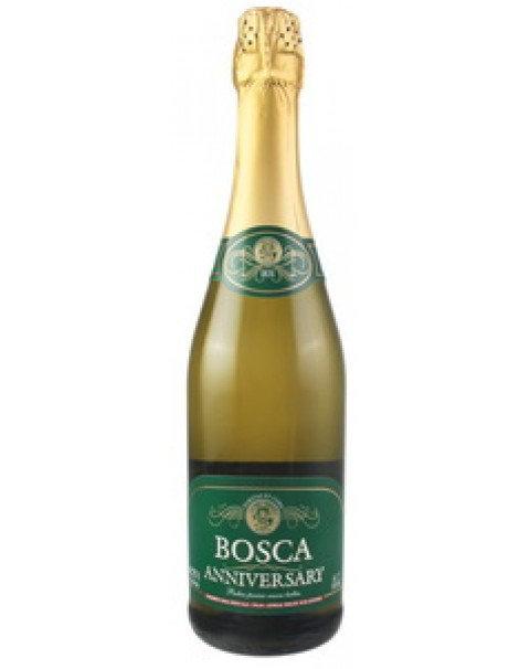 """Sparkling Wine White Semi Dry """"Bosca Anniversary"""" 7.5% Alc. 0.75L"""