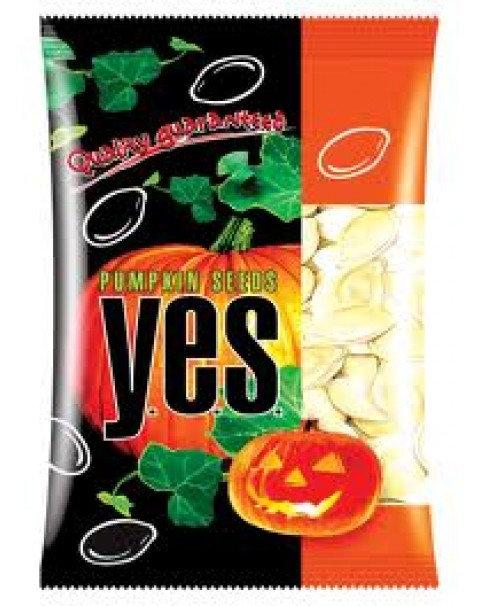 Y.E.S. - Pumpkin Seeds 150g/Семечки Жареные, Тыквенные 150г.
