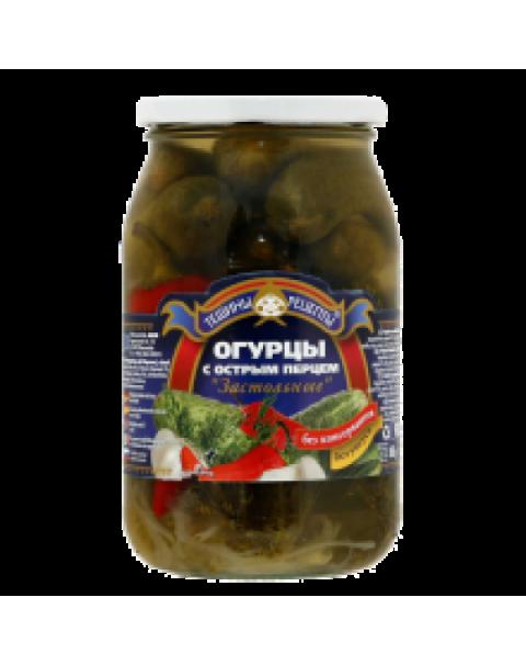 Teshchiny Recepty - Zastolnyje Cucumber 900ml