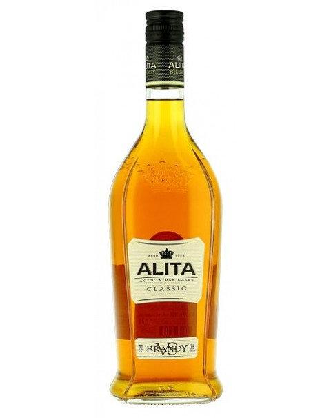 Alita Classic Brandy / Бренди Алита Классик 0.7L, 40%Alc.