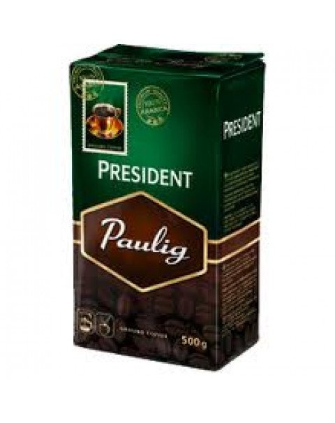 Paulig President Ground Coffee / Paulig President Кофе Молотый 250g