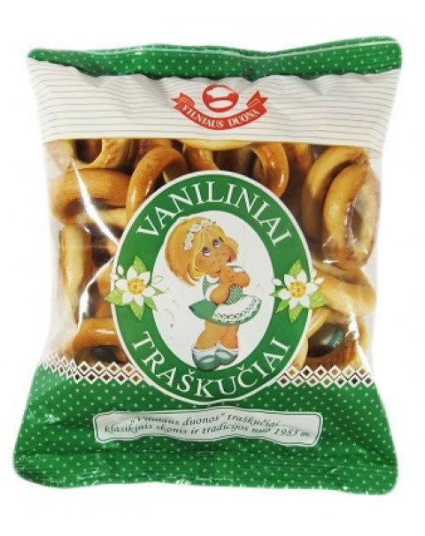 Vanilla Sushki / Сушки Ванильные 350g